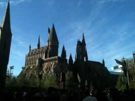 Hogwarts... by PirateGal4