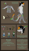Derek Ref Sheet by iSinMuffin