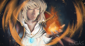 Howl - Let it go by Lugas