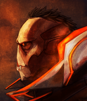 Halo 4: The Didact by Hanna-Cepeda