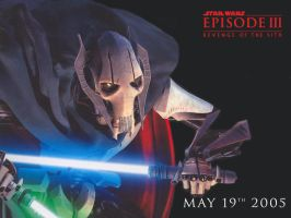 Star Wars: General Grievous by TehCrab