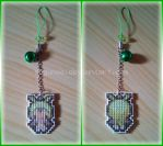 Pokemon ~ Chespin mobile phone strap by mogunoe