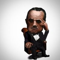 Don Vito Corleone by The-Dander