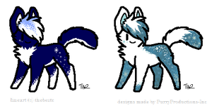 Winter Adopts [1/2 OPEN] by PurryProductions-Inc