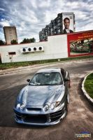 Hyundai Coupe by IsailaPhotography