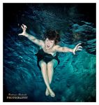 Underwater art photography by V-a-l-d