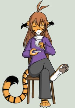 Monocle Flora by Twokinds