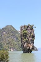James Bond Island by sonjaeattheworld