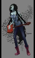 Marceline by kidbrainer