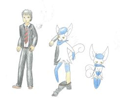 Female meowstic TG TF sequence by TouiYuki