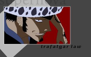 One Piece: Trafalgar Law by ailend