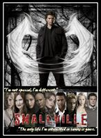 Smallville Tribute by chuckporter