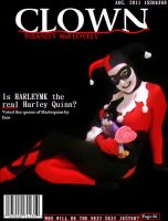 Clown Magazine by HARLEYMK