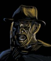 Freddy Krueger! by chrismoet