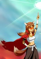 Horo The Wise fanart by AlSklad