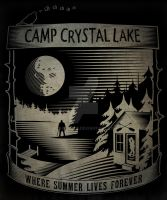 Camp Crystal Lake by Illuminuts