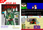 Ninja Stooge by CowboyCrocket