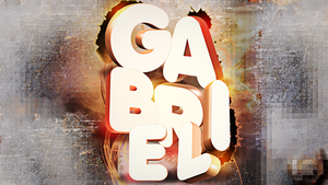 Gabriel - Wallpaper by Gabriel-Ferrari