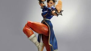 Chun Li ready for fight by ChrisNext