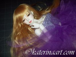 BJD Dreaming Doll Airi by Katerina-Art