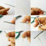 How to Crochet with Wire by WrappedbyDesign