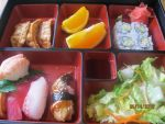 Sushi Bento by kittyfan228