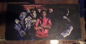 Thriller by marlainawho