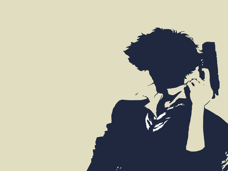 Cowboy Bebop - Spike WP by Vintana