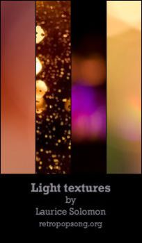 Light textures by paintspills