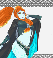 Midna by SeaboardBlue