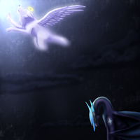 To The Stars You Go by DraconaVampira