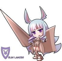 Elin Lancer by Miamelly