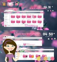 EverythingPink/TemaIconpackager by CutePinkCreations