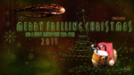 Merry Frelling Christmas 2011 by MidknightStarr