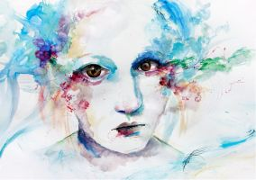 pale derangement by agnes-cecile
