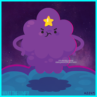 Lumpy Space Princess by Miss-Glitter