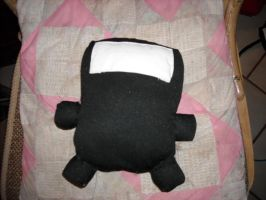 CommanderVideo Chibi Plush by DonutTyphoon
