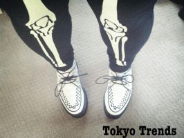 Creepy Feet by Tokyo-Trends