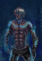 DA2- Fenris by Moonlight-Mage-Shiro