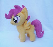 Scootaloo by LiLMoon
