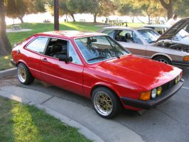 VW Scirocco 01 by Knightfourteen