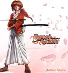 Rurouni Kenshin by fatimasharw