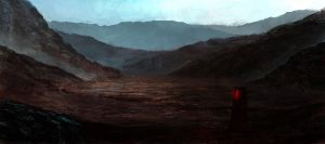 Landscape practise - 5 by Luckers