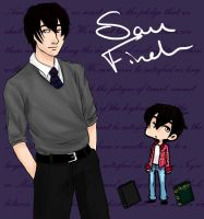 Sam Finch by Rosey337