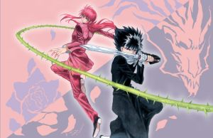 Yu Yu Hakusho Kurama And Hiei - Eternal Duo by Nick-Ian