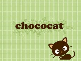 Chococat wallpaper by Hallucination-Walker