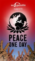 Peace One Day by sebvyera