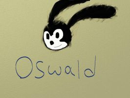 Oswald Ipad Sketch by Zorceus