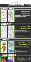 Commission Info [Closed] by Arsevere