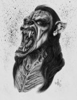 The Lycanthrope by waveart